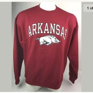 Arkansas Razorbacks Hog Authentic Sweatshirt